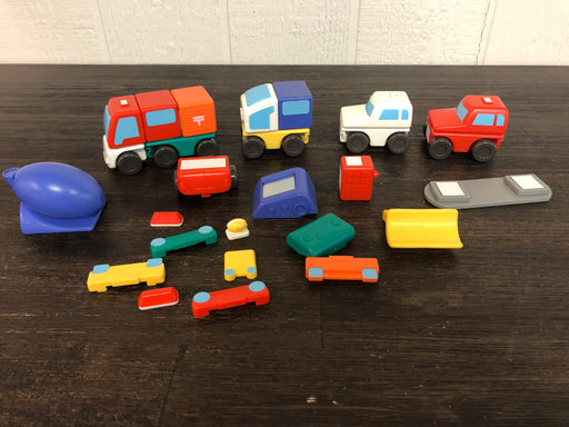 Lakeshore Mix & Match Magnetic Vehicles