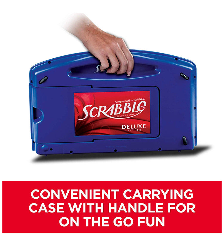 Hasbro Scrabble Deluxe Travel Edition