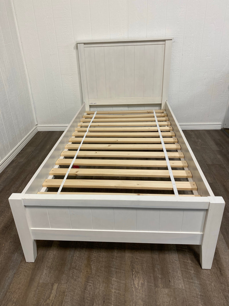 Picture of: Pottery Barn Kids Ashton Twin Bed