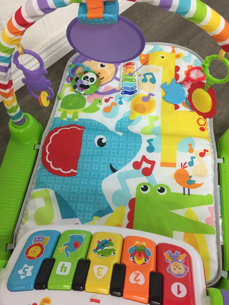 Fisher Price Kick And Play Piano Mat