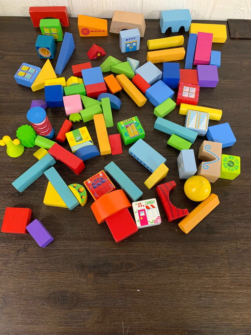 BUNDLE Wooden Blocks