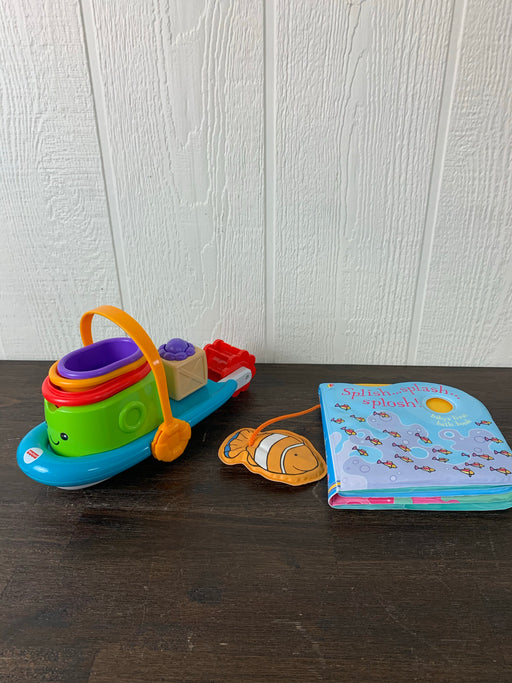 BUNDLE Bath Toys