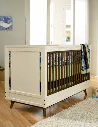 Stanley Furniture Young America Stationary Crib, Creme