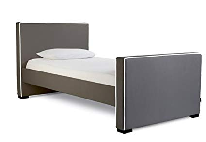 Monte Dorma Twin Bed, Charcoal
