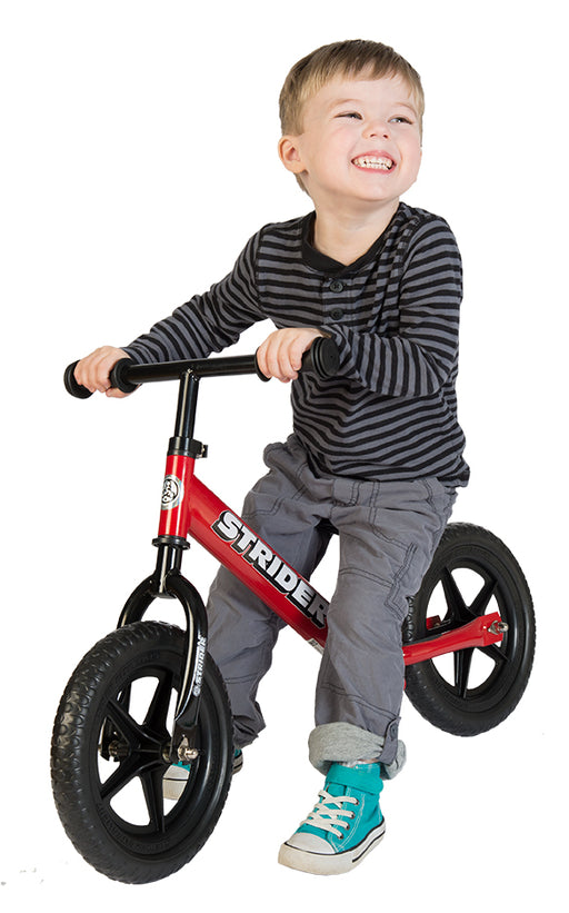 NEW Strider Classic Balance Bikes = 100% Trade-In Value