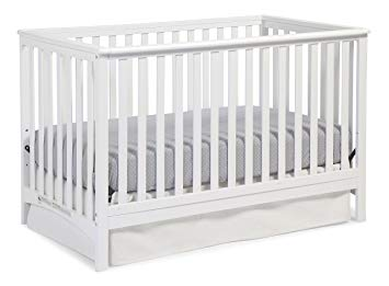 Storkcraft Hillcrest 4 In 1 Crib And Colgate Classica I Mattress