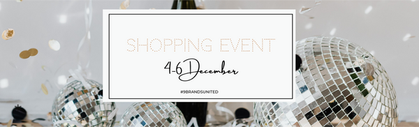 9 Brands - Christmas Shopping Event