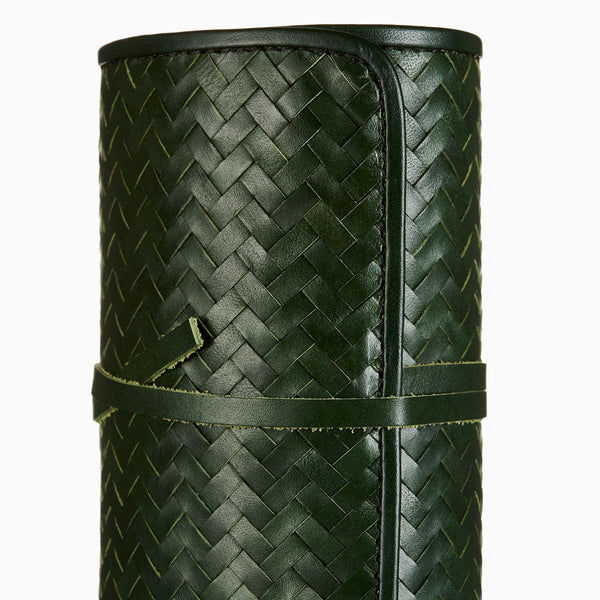 Herringbone TechRoll, Racing Green