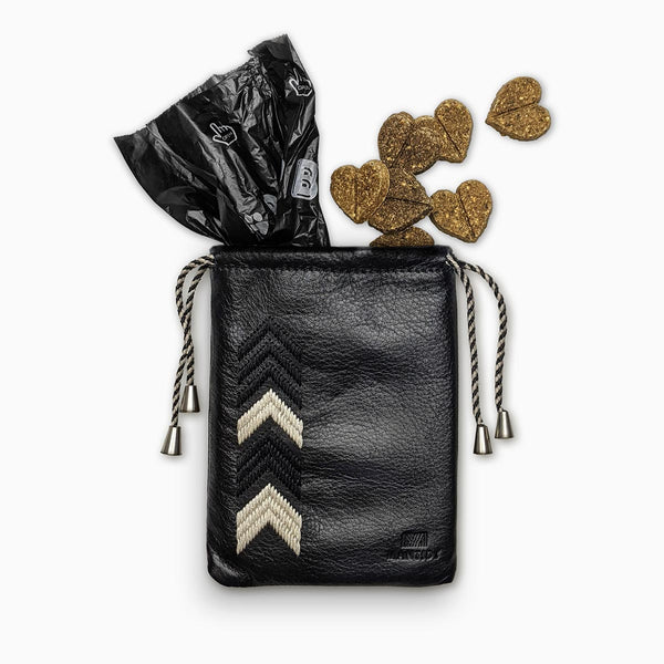 Gaucho Pooch Pouch, Dog Walking Pouch Set