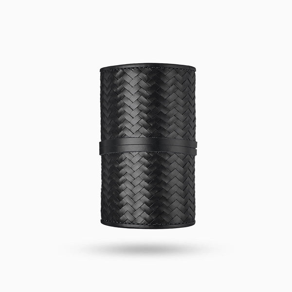 Herringbone TechRoll, Black