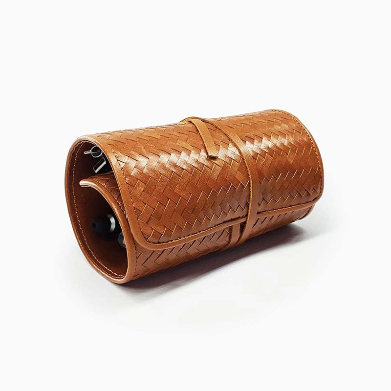 Herringbone TechRoll, Tan