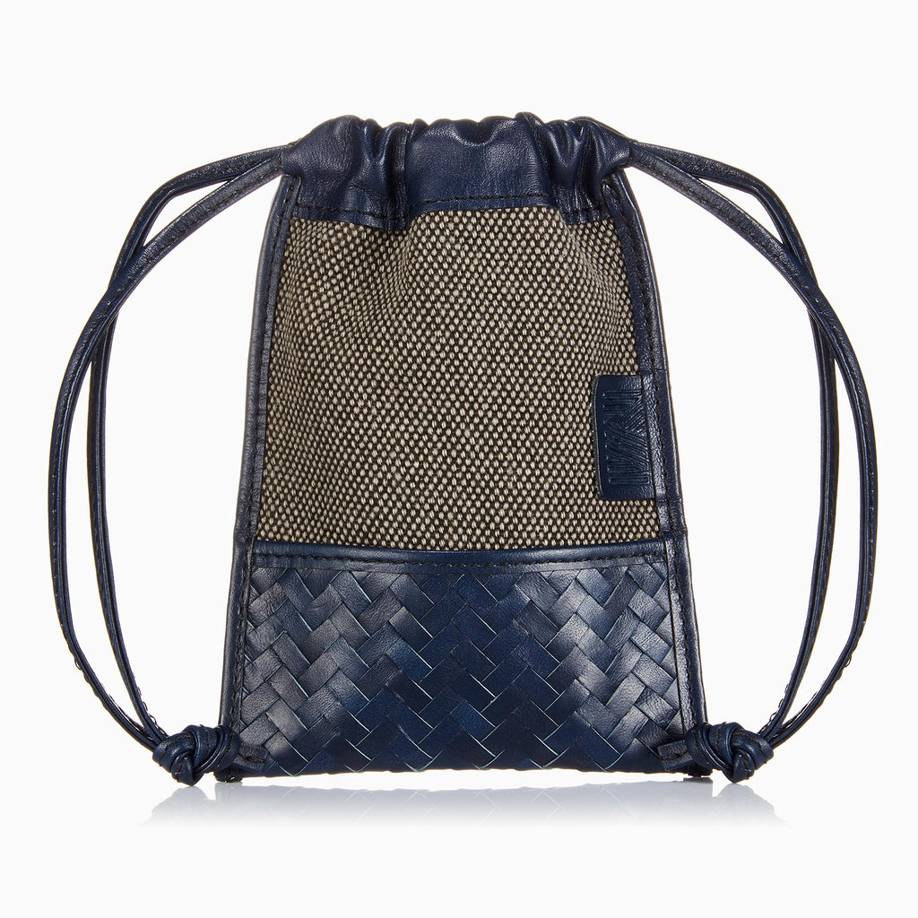 Herringbone TechPACK, Navy Blue: Phone Accessories Kit w Power Bank