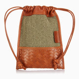 Herringbone TechPack, Tan