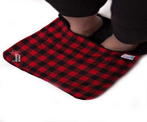 Foot Warmers Unscented Rice Relaxation Heating Bag