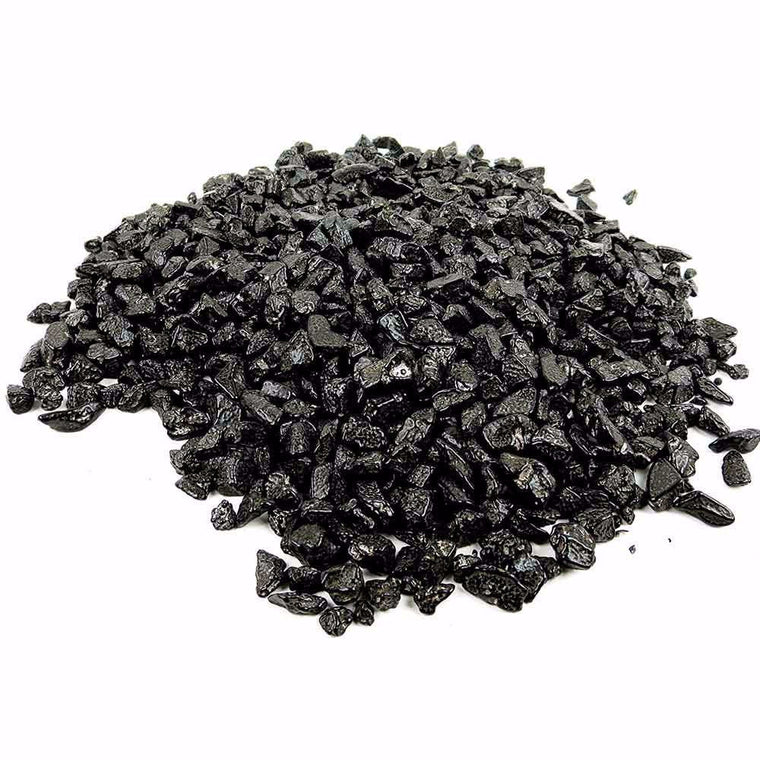 Black Coal Chocolate Rocks Candy Nuggets