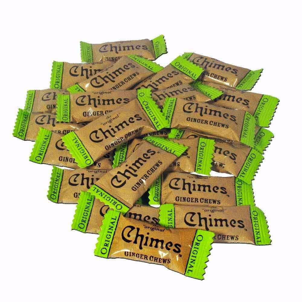 Chimes Original Ginger Chews 1lb