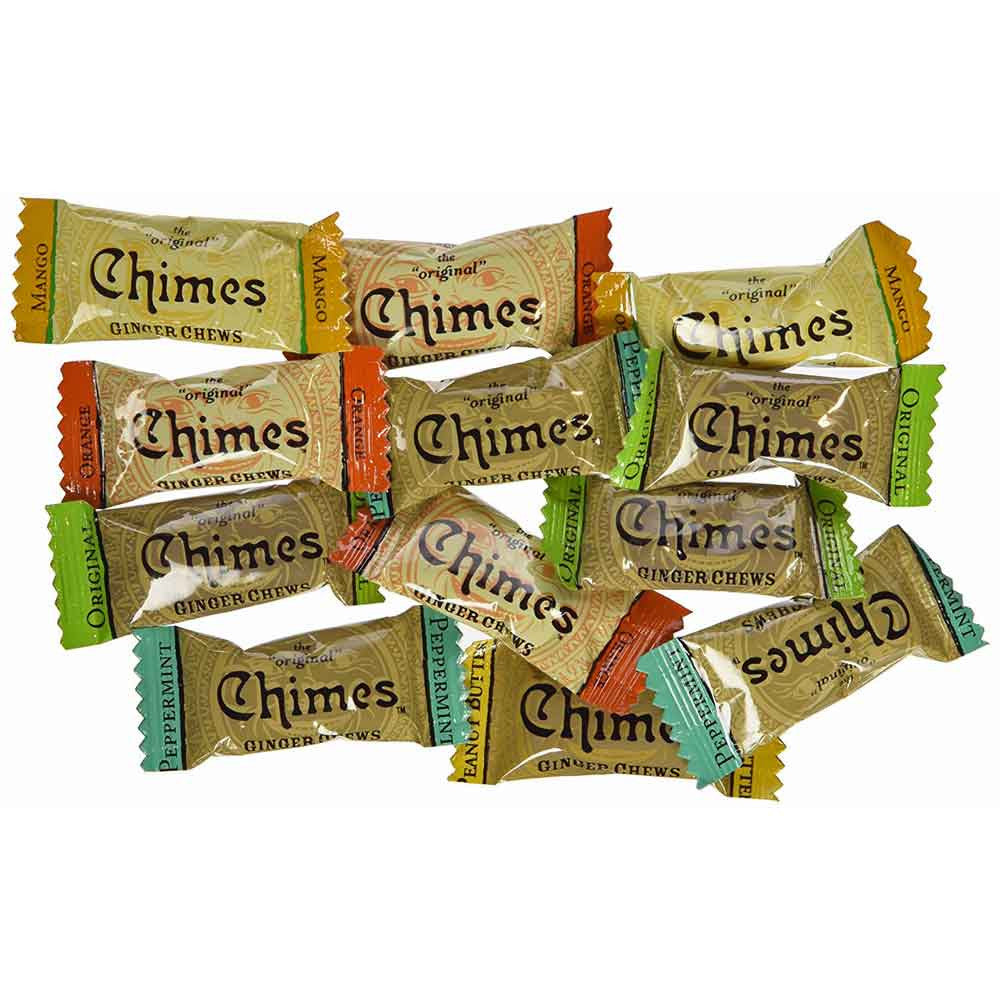 Chimes Ginger Chews Variety Pack