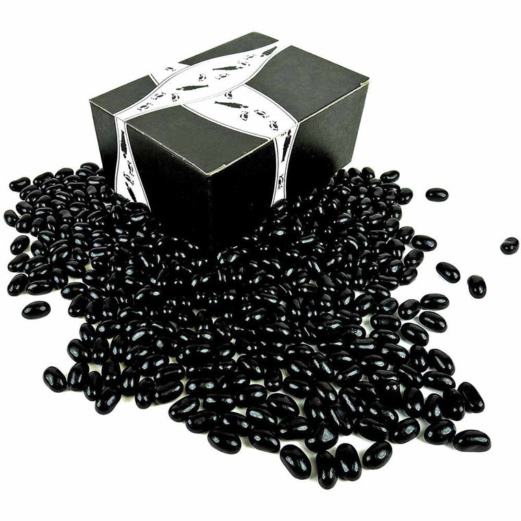 Gourmet Black Licorice Jelly Beans