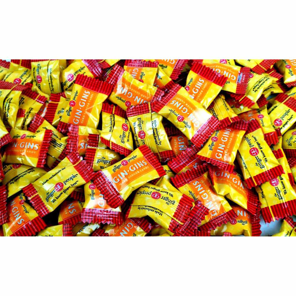 Gin Gin's Double Strength Hard Candy, 2lb