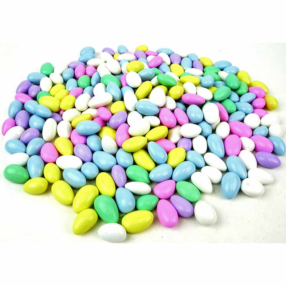 Jordan Almonds Pastel 5lb Bag