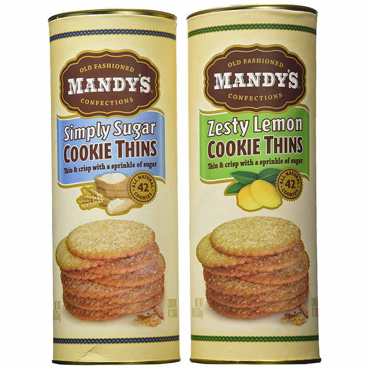 Mandy's Cookie Thins