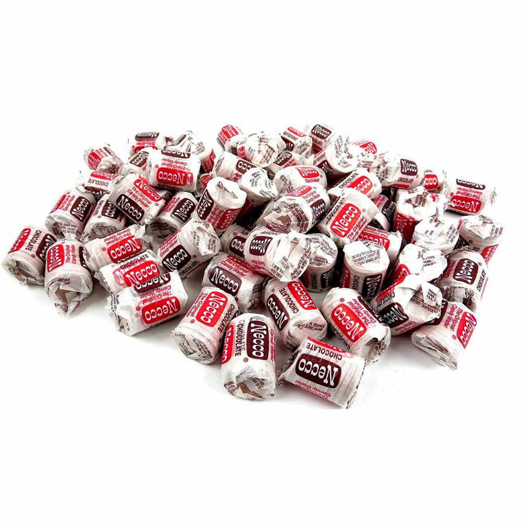 Necco Candy Chocolate Jr. Wafers