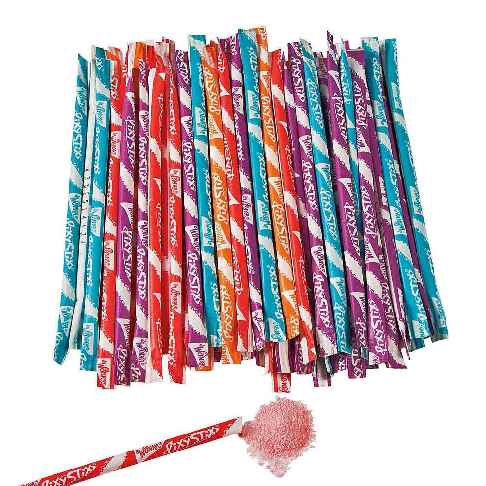 Wonka Pixy Candy Sticks 2 lbs