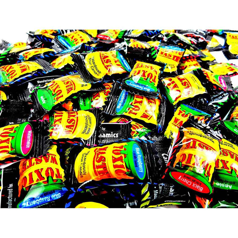 Toxic Waste Ultra Sour Candy 2 lbs