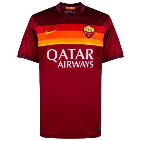 AS Roma 2020/21 Stadium Home Jersey