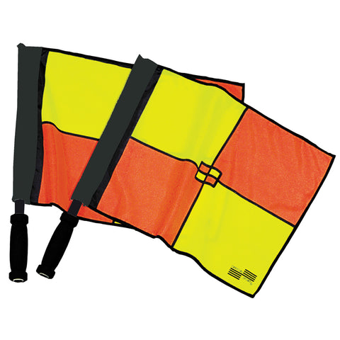Official Sports Pro Swivel Flag Set