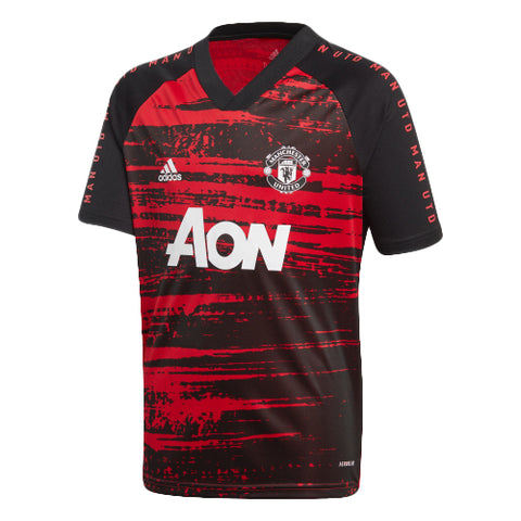 Youth Manchester United 2020/21 Pre-Match Jersey
