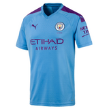 Manchester City 2019/2020 Home Jersey