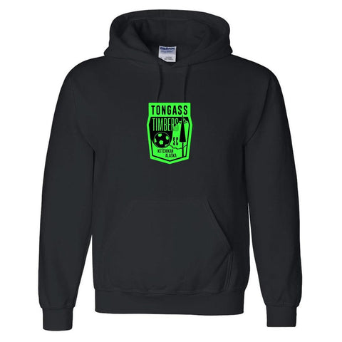 Tongass Timbers Hooded Sweatshirt [Youth]