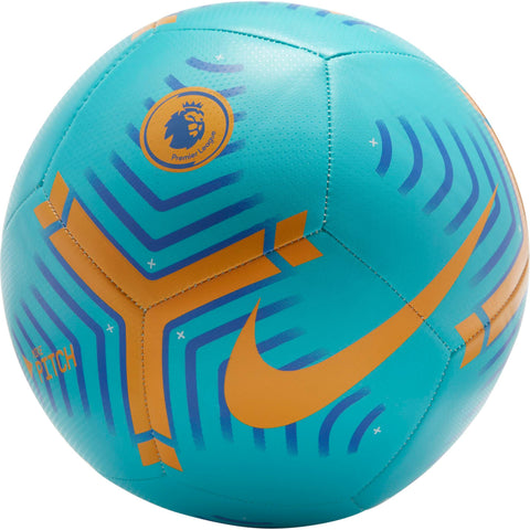 Premier League Pitch Ball [Teal]