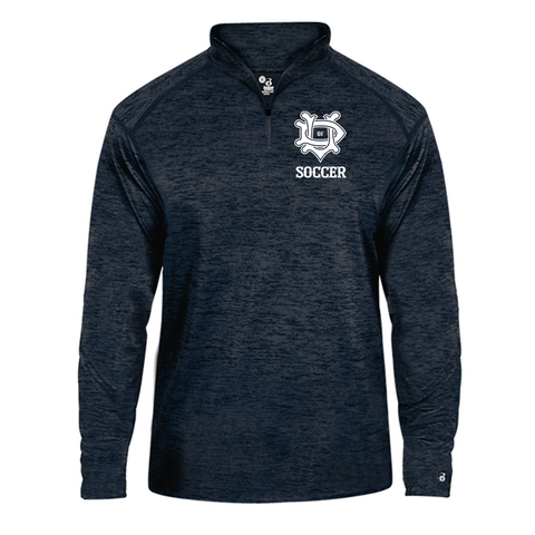 University of Dallas Soccer 1/4 Zip Pullover