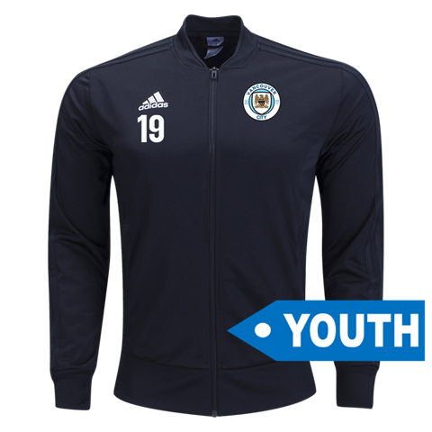 VanCity Warmup Jacket [Youth]