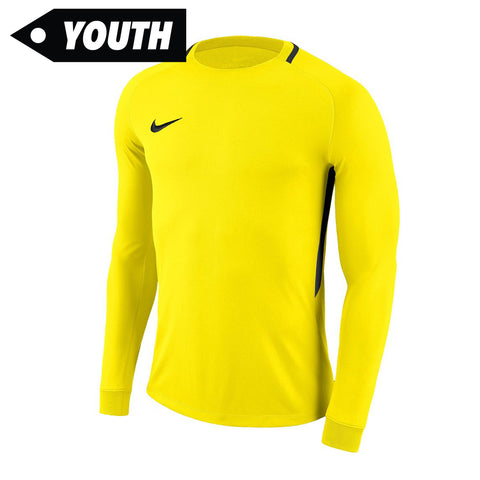 Youth Park III Goalkeeper Jersey [Yellow]