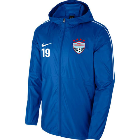 East Anchorage Player Rain Jacket