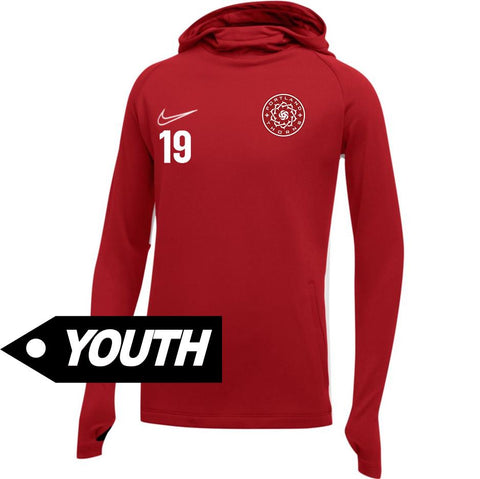 Portland Thorns Academy Hooded Sweatshirt [Youth]
