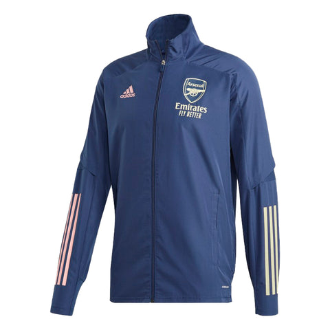 Arsenal 20/21 Presentation Track Jacket