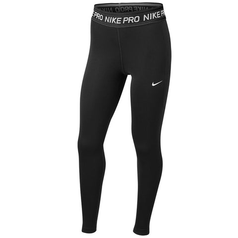 Girl's Pro Warm Compression Tights