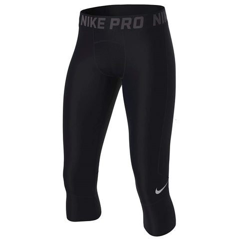Boy's Pro Compression 3/4 Tights