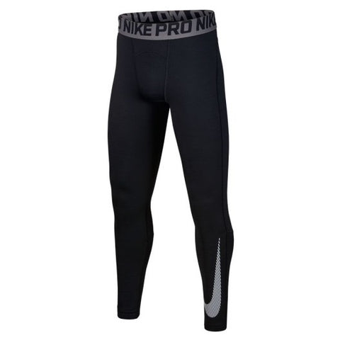 Boy's Warm Dri-FIT Therma Tights