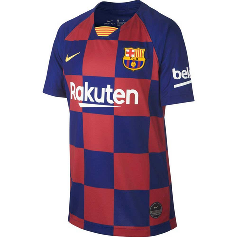 Youth FC Barcelona 2019/2020 Home Jersey