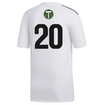 Capital FC '20 Striped Jersey [Youth]