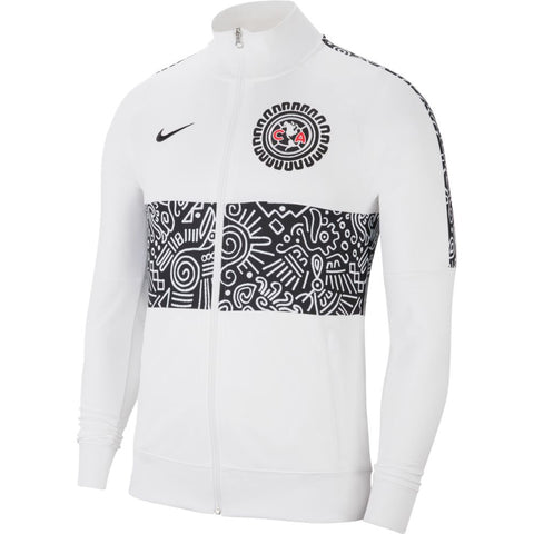 Club América 2020/21 Track Jacket [White]
