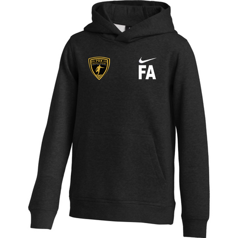 PDX Football Academy Player Hoodie [Youth]