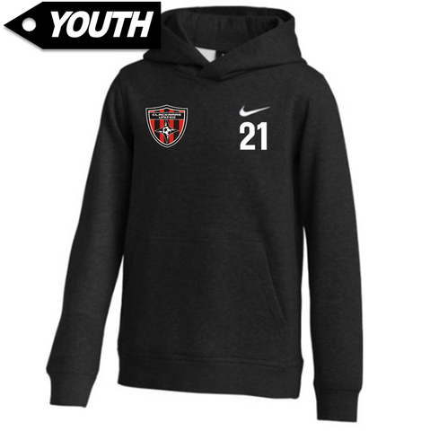 Clackamas United Fleece Hoodie [Youth]