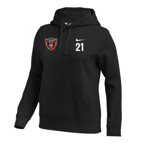 Clackamas United Fleece Hoodie [Women's]