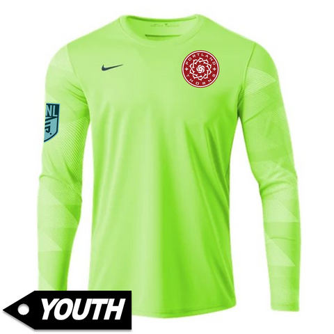 Portland Thorns Academy Keeper Jersey [Youth]